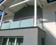 Edelstahlgeländer mit VSG-Glas| Edelstahlgelander.at